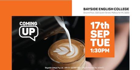 COFFEE WORKSHOP tickets