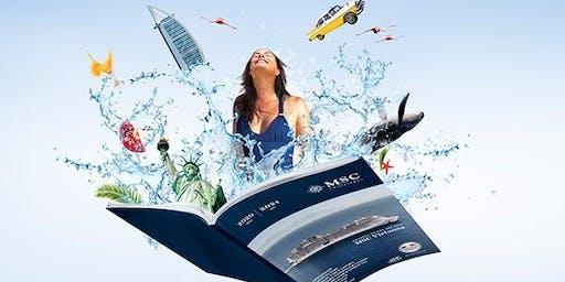 MSC Cruises Information Evening;  Wyong