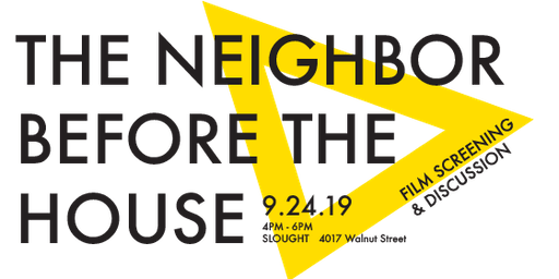 The Neighbor Before the House: Film Screening & Discussion with Shaina Anand