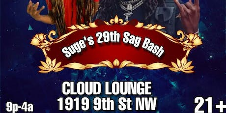 Suge's 29th Sag Bash tickets