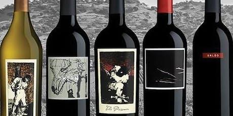Rizzuto's Ristorante and Prisoner Wine Dinner tickets