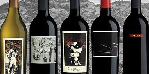 Rizzuto's Ristorante and Prisoner Wine Dinner