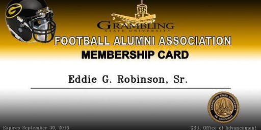 2019 GSU Football Alumni Membership Dues