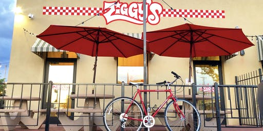 Downtown Pedal Around to Ziggy's