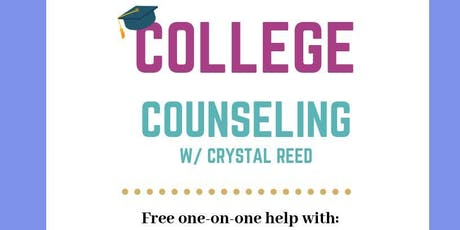 Free College Counseling Workshops tickets
