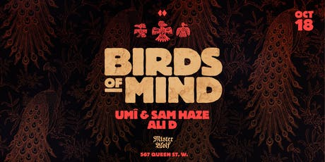 BIRDS of MIND Toronto Debut tickets