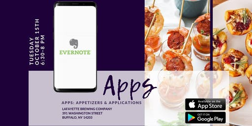 Apps: Appetizers & Applications