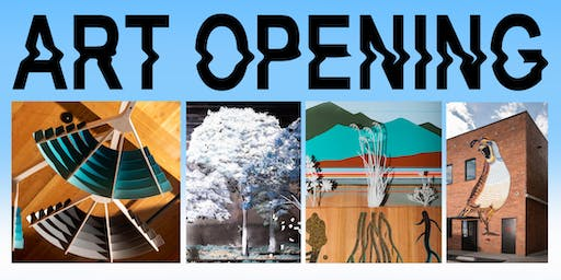Tre Borden /Co. Invites you to an Art Opening at DPR Construction