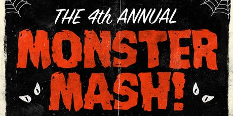 Monster Mash #4 Slop Stomp vs. Good Foot tickets