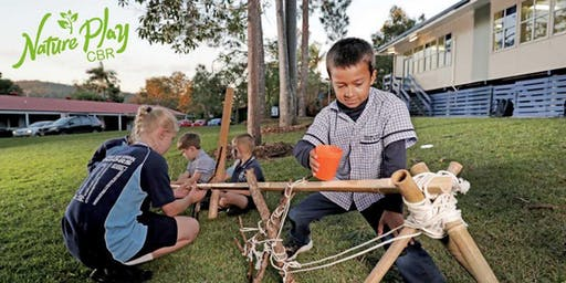 Outdoor Learning Workshop for ACT Primary School Teachers