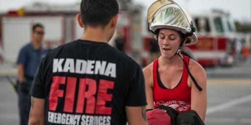 2019 Kadena AB Fire Muster