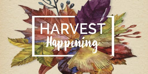 Harvest Happening : Join Us for a Kid-Free Sip & Spree