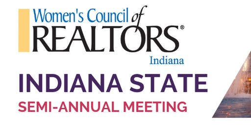 2019 WCR IN State Fall Meeting