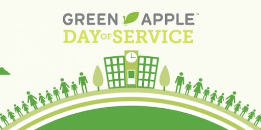 USGBC Central Florida Green Apple Day of Service at Dream Lake Elementary