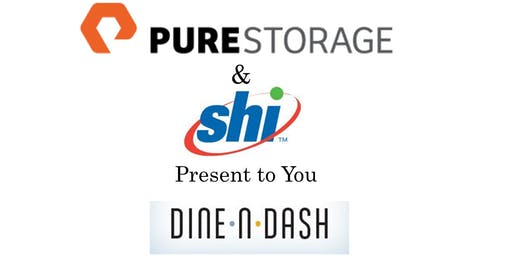 Dine & Dash with Pure Storage & SHI