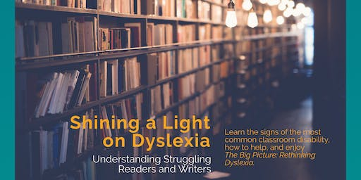 Shining a Light on Dyslexia: Free drop in event at the new Calgary Library