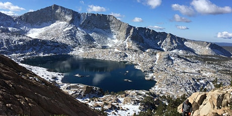 Backpacking the Central Sierra - REI Arcadia tickets