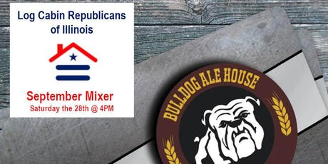 Log Cabin Republicans of Illinois - LGBT September Mixer tickets
