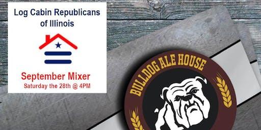 Log Cabin Republicans of Illinois - LGBT September Mixer