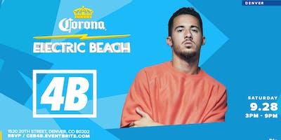 Corona Electric Beach w/ 4B