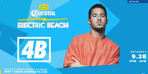 Corona Electric Beach w/ 4B