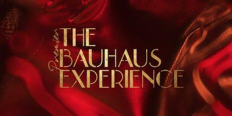 The Bauhaus Experience ingressos