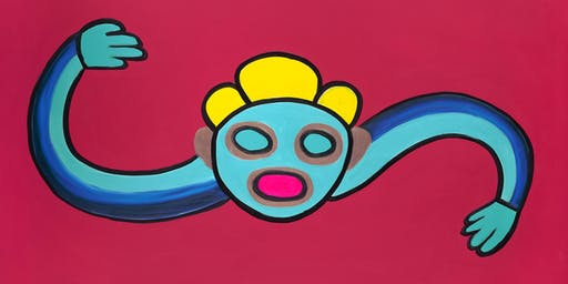 The Lonely Boricua Taino Series - A Smokie Arce Exhibition