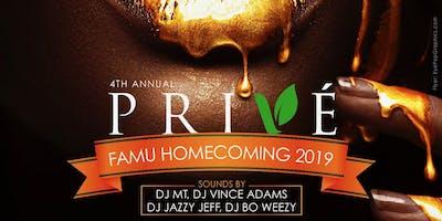 PRIVE | 4th Annual Celebration | FAMU HOMECOMING 2019