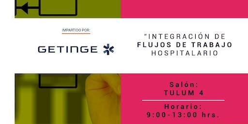 Integración de Flujos de trabajo hospitalario