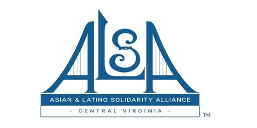 Asian & Latino Solidarity Alliance's Welcoming Reception