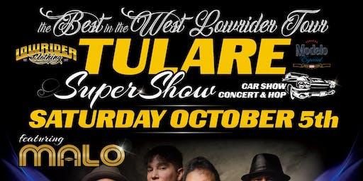 Tulare Lowrider Super Show & Concert