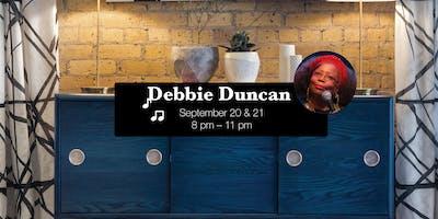 Debbie Duncan (live performance)