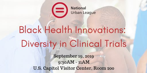 Black Health Innovations: Diversity In Clinical Trials