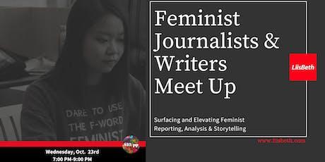 Feminist Journalists & Writers Meet Up tickets