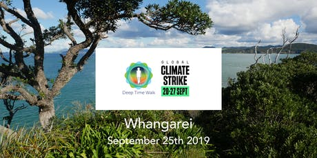 Global Climate Strike - Whangarei Deep Time Walk tickets