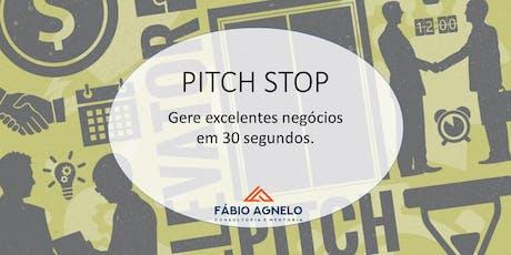 Pitch Stop- Gere excelentes negócios em 30 segundos. ingressos