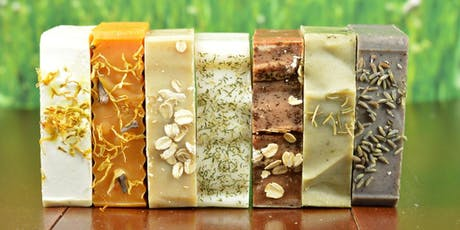 Soap Making Class for Beginners (Cold Process) tickets