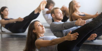 Pilates Night at Kaya Health Club