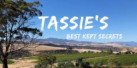 Tassie's Best Kept Secrets - Wine Tasting Class tickets