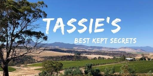 Tassie's Best Kept Secrets - Wine Tasting Class