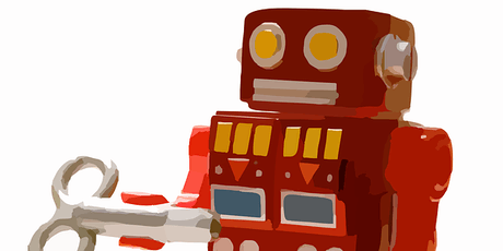 Recycled Robots Storytime - Nowra Library tickets