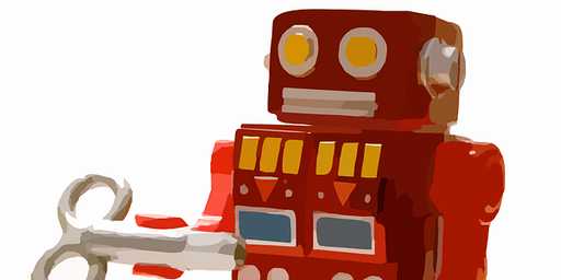 Recycled Robots Storytime - Nowra Library