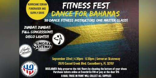 FITNESS FEST - Dance For  Bahamas