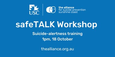 safeTALK *******-alertness workshop