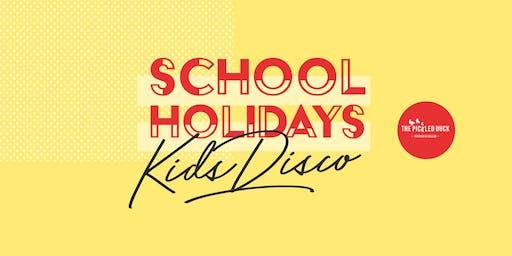 School Holidays Kids Disco