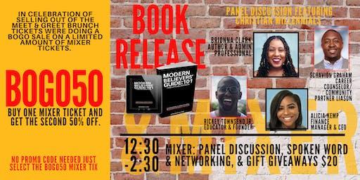 MBG:101 Book Release & Mixer