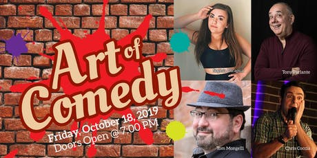Art of Comedy Fundraiser tickets