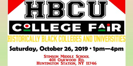 HBCU College Fair 2019 tickets