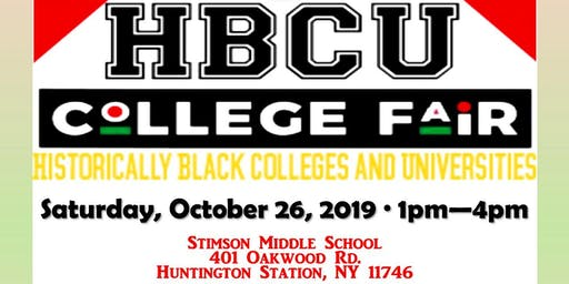 HBCU College Fair 2019