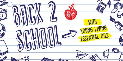 Back 2 School w/ Young Living Essential Oils